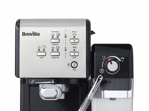 Ekspres ciśnieniowy  BREVILLE Prima Latte VCF108X