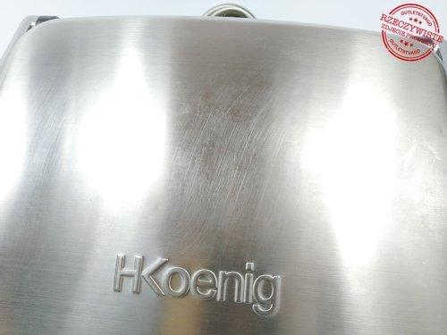 Grill elektryczny H.KOENIG GR20