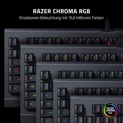 Klawiatura przewodowa RAZER Cynosa Lite Gaming Keyboard