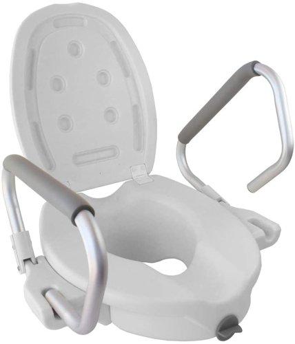 Krzesło toaletowe z poręczami MOBICLINIC 20SKT-FC0310