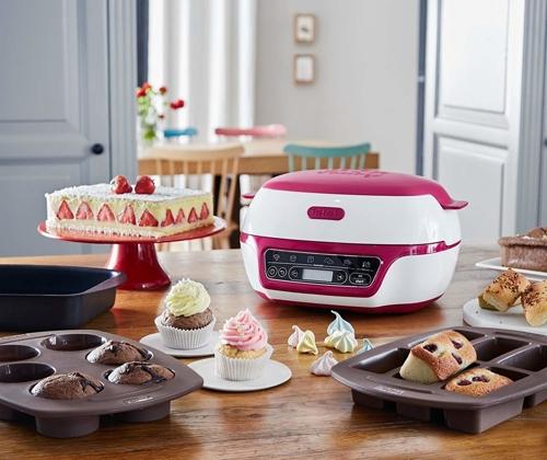 Maszyna do ciastek TEFAL Cake Factory KD801811