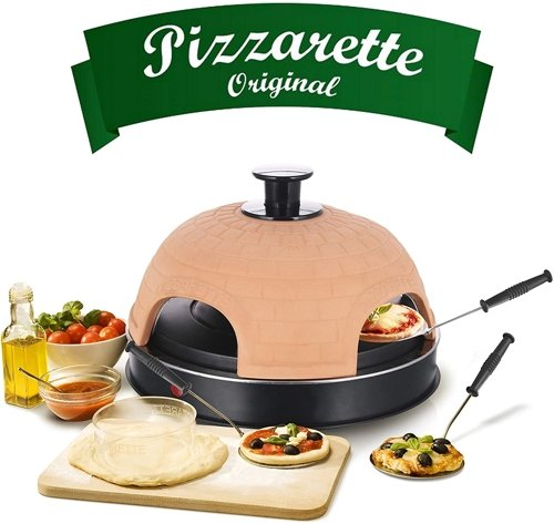 Piec elektryczny do pizzarette EMERIO PO-115985