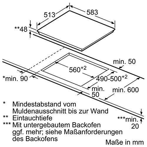 Płyta ceramiczna KUCHENKA SIEMENS ET645HN17E iQ300