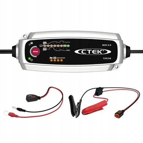 Prostownik / ładowarka CTEK model MXS 5.0T