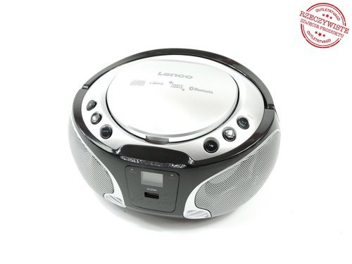 Radioodtwarzacz LENCO SCD-550 typu boombox