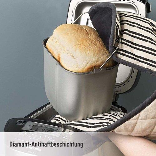 Wypiekacz do chleba PANASONIC SD-ZB2512KXE