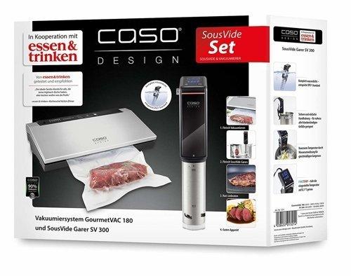 Zestaw do gotowania SousVide CASO SousVide-Set