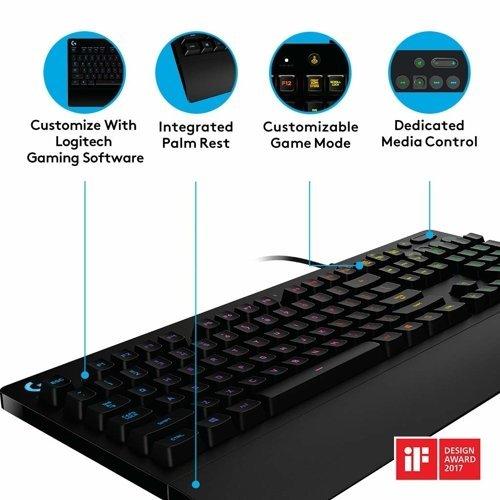 Zestaw klawiatura i mysz LOGI LOGITECH MK540 Advanced